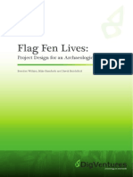 Flag Fen Lives 2012 Project Design