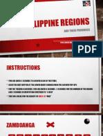 Philippine Regions Challenged Mode