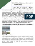 Contextual and Interpersonal English - Inglês através de Dinâmicas