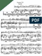 Sonata VII (Piano)