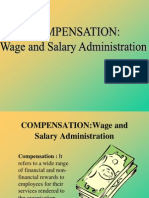 Compensation and Incentive Plans