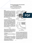 Design and Fabrication of a Resonant Micro Reciprocating Engine for Power Generation