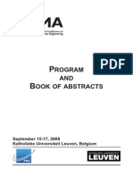 ISMA2008 Abstract Book