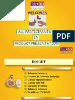 Product Presentation 17.09.09