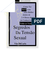 Vin Di Carlo - Segredos da Tensão Sexual