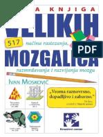 Mala Knjiga Velikih Mozgalica