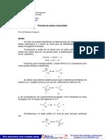 08 - Acidez de compostos orgänicos