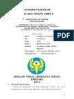 Identifikasi ZW Pada Serat (Golongan I,II,III,IV)