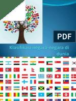 6.Klasifikasi Negara-negara Di Dunia (1)