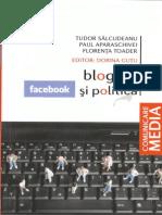 Dorina Gutu-Blog Facebook Si Politica