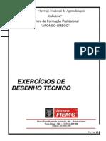 Exercicios de Desenho Mec�nico