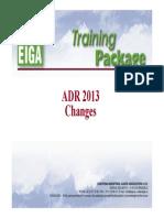 Adr 2013 Changes Dt v20 Clase2