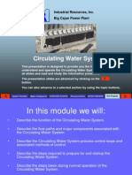 Circ Water System Vo