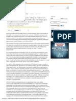 Álvaro Quelhas - Cultura e educação física escolar - uma reflexão a partir da pedagogia histórico-crítica e da pedagogia crítico-superadora