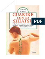 Gattini, Agazzi - Guarire Con Lo Shiatsu