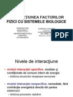 Factori Fizici I