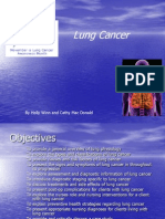 Lung Cancer Presentation Final