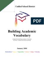 Vocab Instruction