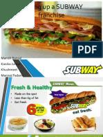 Subway Final