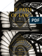 THE PATH OF LAW