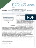 Mecanismo Repartidor de Fuerzas Para Puertas Basculantes (1 de Junio de 2004)