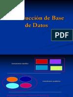 01 Base de Datos- Informacion y Data