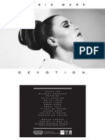 Digital Booklet - Jessie Ware - Devotion