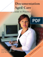 7264398 Nursing Documentation in Aged Care