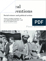 Bourdieu. Poupeau y Discepolo . Political Interventions_ Social Science and Political Action -Verso (2008) (2)