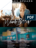 Digital Booklet - Britney Spears - Work B**ch (Single)