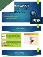 EXPO LOS 8 PRINCIPIOS PSICOLÓGICOS DEL APRENDIZAJE