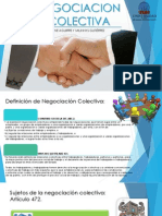 DIAPO NEGOCIACION COLECTIVA