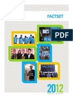FDS Annual Report 2012