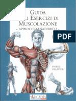 Frederic Delavier - Guida Agli Esercizi Di Muscolazione ITA