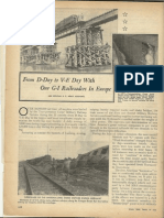 From D-Day to VE Day With GI Railroaders in Europe