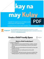 Build Child Friendly Spaces with Jeepneed