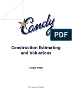 C201 - Candy Estimating & Valuations - Rev 4
