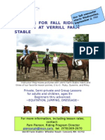 VFS Fall Lesson Flyer 082009