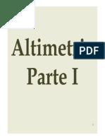 Altimetria Parte I