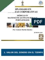 Matematica Financiera Presentacion