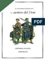 Cuentos Del Don_Sholojov Mijail A