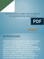 vertederoscomomedidoresdecaudal14876690-130215131334-phpapp02