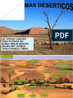 Expocicion de Ecosistemas Deserticos
