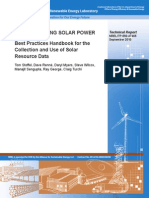 Concentrating Solar Power 47465