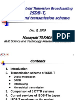 Outline of ISDB-T(NHK Takada) (1)