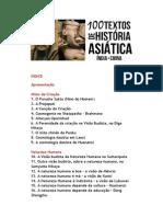 100 Textos de História Asiática - Índia - China
