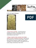 A Antiguidade Tardia em Textos - O Fim do Império Romano - André Bueno