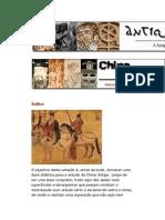 A Antiguidade Tardia em Textos - Textos Sobre História e Cultura da China Imperial - André Bueno