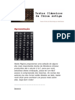 Textos Clássicos da Antiga China –  Período Qin - Han - André Bueno