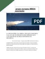 Avibras e grupo europeu MBDA avaliam associação